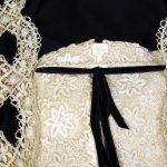 Suknia domowa 1870-1880